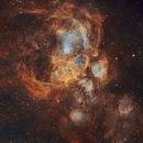 NGC 6357 War & Peace Nebula,                                Christian_Hilbert