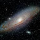 M31 The Andromeda Galaxy,                                George C. Lutch