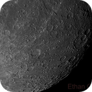The Moon with Tycho 11/10/2014,                                Chappel Astro