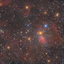 Spyder nebula,                                Thomas LELU