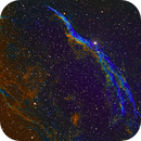 NGC6960 West Veil Nebula,                                Albert  Christensen