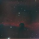 Horse Head Nebula,                                Andrei Hapenciuc