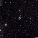 Little Dumbbell Nebula (Messier 76),                                Carpe Noctem Astronomical Observations