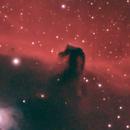Horsehead and Flame Nebulas,                                Liv4Truth