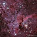 The Keyhole -Eta Carinae,                                Gerson Pinto