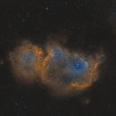 Soul Nebula in HOO,                                Rob Arkins