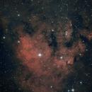 NGC 7822,                                Steve BENZ