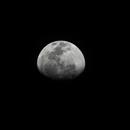 Moon 10.7 days old,                                Miroslav Kalinaj