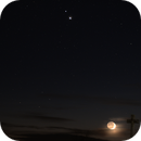 Jupiter & Saturn (almost !) conjunction,                                PiPais