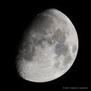 Moon 30.10.2017,                                Jarkko K. Laukkanen