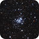NGC 6231 - Open cluster in Scorpius,                                Cluster One Obser...