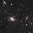 M81 and M82,                                Nikita Misiura