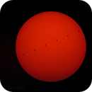 ISS passing in front of the Sun,                                Connolly33