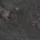 Cygne- NGC7000,                                Sébastien Chaline