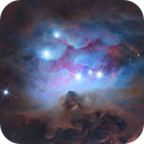 NGC 1977,                                Kent Wood