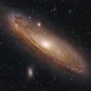 Andromeda,                                AstroTanja