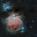 M42 - Orion Nebula & Running Man,                                Ahmet Kale