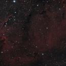 IC1396 Elephant's Trunk Nebula ,                                SpacemanSpiff