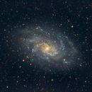 M33 Triangulum Galaxy,                                Torben