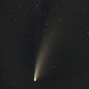 comet Neowise (c/2020 F3). 20.07.20,                                simon harding