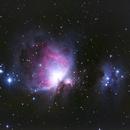 Orion Nebula,                                Gauthier Vasseur