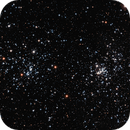 Double Cluster,                                Rino