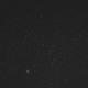 "Auriga wide field Pentax K3 II + Takumar 50mm f/2.0 / 20x5"" ISO 3200 / no mount,                                patrick cartou"