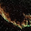 IC1340 Eastern Veil Nebula,                                Richard O