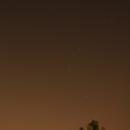 Orion - Light Pollution @ Wiener Neustadt,                                Anton Karl Seewal...