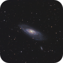 M106 Galaxy,                                Zheng Fu
