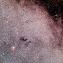 Barnard's E (B142 & B143),                                jolind