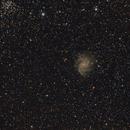 Galaxie du Feu d'Artifice (NGC 6946),                                Cyril NOGER