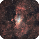 M16 Eagle Nebula HaSHO,                                Gasmanwill
