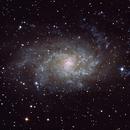 M33 Triangulum Galaxy ,                                eldoctorbacterio