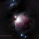 Orion Nebula - M42,                                Warren