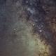 Saturne dans la Voie Lactée,                                Nicolas JAUME