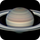 Saturn on May 7, 2020,                                Chappel Astro