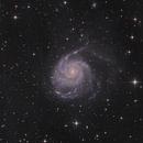 M101 LRGB,                                antares47110815