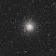 Amas globulaire M10 - Sadr Espagne,                                Julien Bourdette