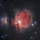 M42 Orion Nebula,                                Hakan Midik