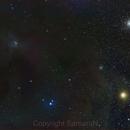 Rho Ophiuchi Cloud Complex,                                Samara