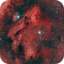 Pelican Nebula,                                mackiedlm