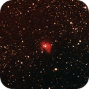 Gum 46 - RCW71 - Galactic Nebula,                                Geoff Scott