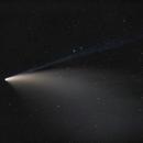 C/2020 F3 NEOWISE Comet,                                Fan