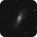 M106 and surrounding galaxies,                                Benny Colyn