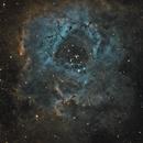 Rosette Nebula,                                M+DAstrophotography