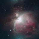 M42 - Orion Nebula,                                Richard Francis