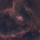 IC 1805 - The Heart Nebula (HaRGB),                                Falk Schiel
