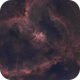 IC 1805 - The Heart Nebula (HaRGB),                                Falk Schiel