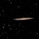 NGC5907 Galaxy,                                AlBroxton